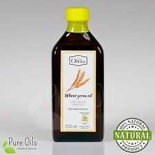 Wheat Germ Oil 100 Natural Cold Pressed Unrefined 100 Ml Unsaturated Fats