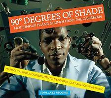 SOUL JAZZ RECORDS PRESENTS/90 DEGREES OF SHADE 2 CD NEU
