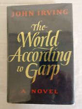The World According To Garp Irving John Irving - First Edition / First Printing