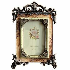 Gift Garden 4x6 Inch Vintage Picture Frame Friends Gift Photo Display 4x6