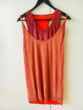 G Star Authentic Summer Singlet Dress Size Small