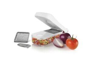 Cuisinart Vegetable and Frut Chopper 4 Piece Set NIB