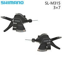 Shimano Altus SL-M315 3/7 3X7 Speed Trigger Shifter Dual Lever Shifters Set New