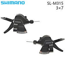 Shimano Altus SL-M315 3/7 3X7 Speed Trigger Shifter Dual Lever Shifters Set New