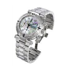 New Mens Invicta 4374 Reserve Swiss Valijoux 7750 Automatic Steel Bracelet Watch
