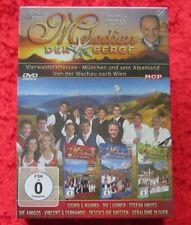Melodien der Berge, Vierwaldstättersee München und sein Alpenland, 3 DVD Box Neu