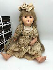 Alte Puppe 40 cm. Sehr Alt. Zustand ( Siehe Fotos )