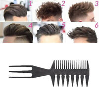 Salon Comb Brush Styling Cutting Color Tail Barber Hairdresser Hairdressing.QA