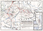 Mapping the Holocaust - Jewish Extermination in the Danube Region 11x15 Map