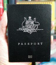 prop Passport notebooks Passport modelling exercise books notepad laptops/AU