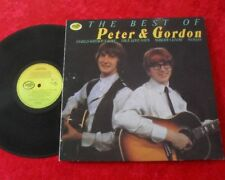 Peter & Gordon LP THE BEST OF-condizione top! (Beatles canzoni)