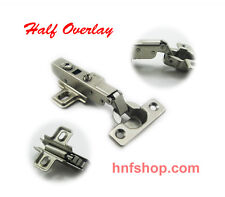 "Dia 1""/26mm hole Hydraulic soft close Half Overlay Hinge for Cabinet wooden door"