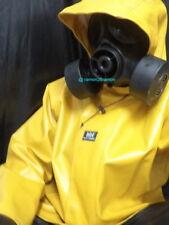 Gasmaske Avon FM 12 twin Rubber Gas Mask Latex Maske Schutzmaske Latexmaske