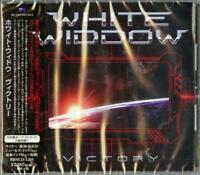 WHITE WIDDOW-VICTORY-JAPAN CD F25