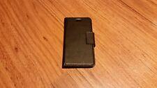 Brand New RFID Blocking IPHONE 6/ 6s Genuine Leather Case - BLK
