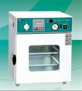 """New Stainless Steel Digital Vacuum Drying Oven New 250°C 12X12X11"""" bx"""