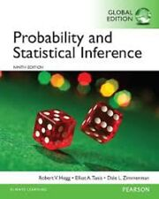 Probability and Statistical Inference 9e by Dale Zimmerman, Elliot Tanis
