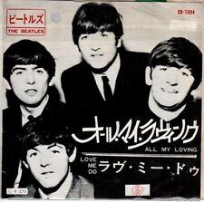 rarissimo 45 giri THE BEATLES all my loving - love me do EDIZIONE JAPAN