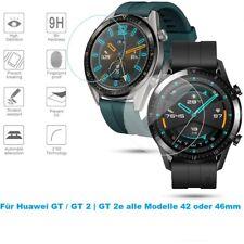 3x Premium Displayschutz Huawei Watch GT / 2 / 2e Folie Schutzpanzer Glasfolie