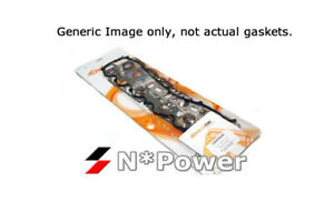 VRS HEAD GASKET KIT FOR SUZUKI F5A Alto SB305 85-89, Hatch 550 SS400V Mighty Boy