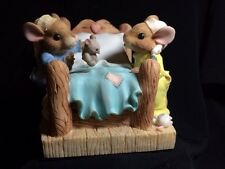 "Priscilla's Mouse Tales "" Twinkle Twinkle Little Star"" Music Box M1/087"