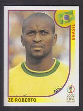 Panini - Korea Japan 2002 World Cup - # 177 Ze Roberto - Brasil