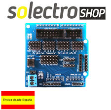 Sensor Shield V5.0  Arduino apc220 Bluetooth Module V5 Servo UNO MEGA M0001