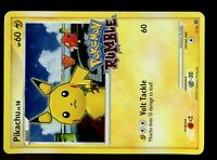 PROMO POKEMON RUMBLE N°  7/16 PIKACHU HOLO (Mint)
