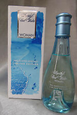 SEA SCENTS AND SUN COOL WATER DAVIDOFF LIMITED 3.4OZ 100 ML EDT SPARAY WOMAN