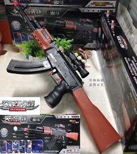 AK47 Gun Strike N Darts Elite Dart Toy Rifle Bullet Pistol CS Water Crystal New