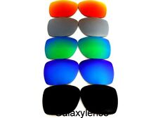 Galaxy Replacement Lenses For Oakley Deviation Black/Blue/Green/Grey/Red 5 Pairs