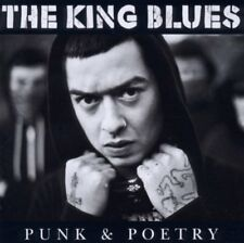 King Blues / Punk And Poetry  *NEW* CD