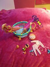Mattel Barbie Piscina con tobogán Accesorios Muñecas Buenas Condiciones