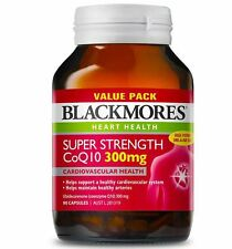 CoQ10 Blackmores CoQ10 300mg 90 Tablets Super Strength heart health