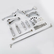 Forward Controls Pegs Linkage For Harley Sportster XL1200N Nightster XL883L Low