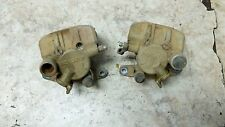 02 Honda TRX 400 EX TRX400 400ex front brake calipers right left set