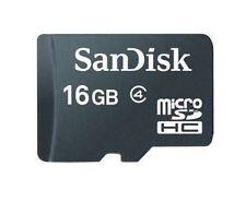 Cartes mémoire SanDisk microsdhc pour téléphone mobile et assistant personnel (PDA), 16 Go