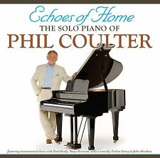 Phil Coulter -Echoes of Home CD Special Edition with Paul Brady, Finbar Furey