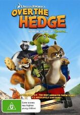 Over the Hedge -  DVD VERY GOOD CONDITION FREE POSTAGE AUSTRALIA REGION 4