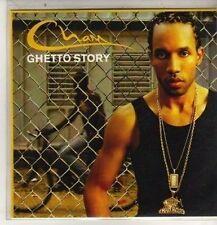 (DB271) Cham, Ghetto Story (remixes) - DJ CD