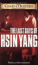 The Last Days Of Hsin Yang (DVD, 2007)-New w/Free Shipping!