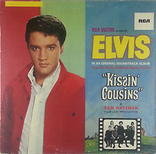 Elvis Kissin Cousins  12 Zoll LP  K58 washed - cleaned