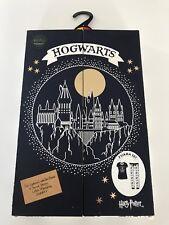 BNIB PRIMARK Harry Potter Hogwarts Box Pyjama Set size large uk 14-16