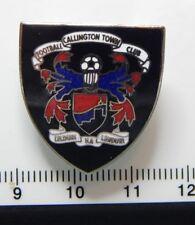More details for callington town football club enamel badge - non league football clubs -