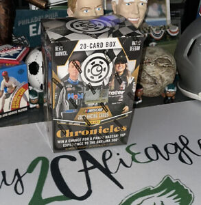 2020 NASCAR Panini Chronicles Factory Sealed Unopened Blaster Card Box 20 Cards