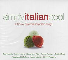 [NEW] 4CD: SIMPLY ITALIAN COOL