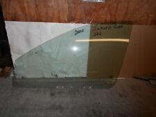 2000 Saturn SL2 4 door Factory Window left front driver door glass  side