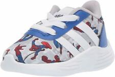 Baby Shoes Infanto ADIDAS Lite Racer 2.0 Spiderman No Laces Grey Blue