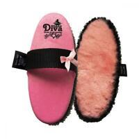 Haas Diva Girlie Girl Brush, Haas Brush for Horses, Finishing Brush, Gloss Brush