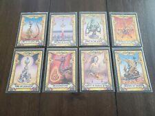 Pick One Treasure Single BATTLE CARDS Steve Jackson Merlin 1993 Fighting Fantasy